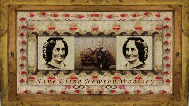 09 nov 1801 Jane Eliza Newton Woolsey