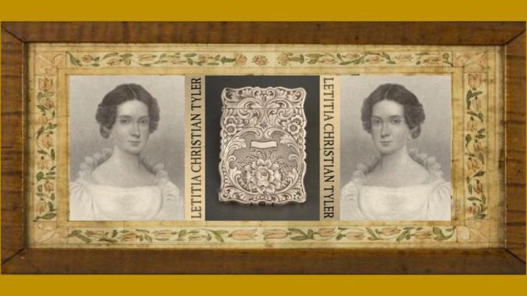 12 nov 1790 Letitia Christian Tyler