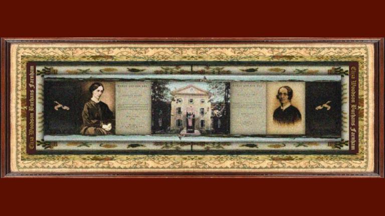 17 nov 1815 Eliza Burhans Farnham