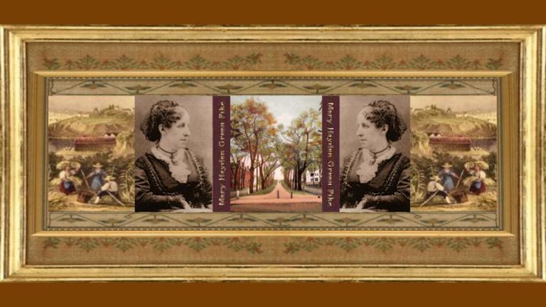 30 nov 1824 Mary Hayden Green Pike