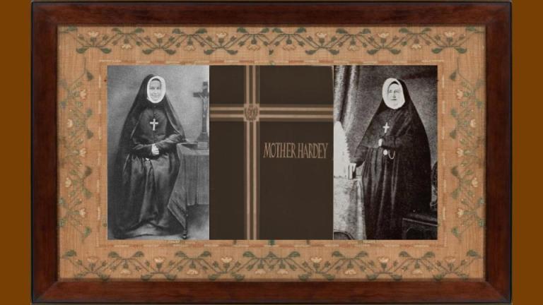 08 dec 1809 Mary Aloysia Hardey