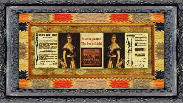 12 dec 1826 Martha Jane Coston