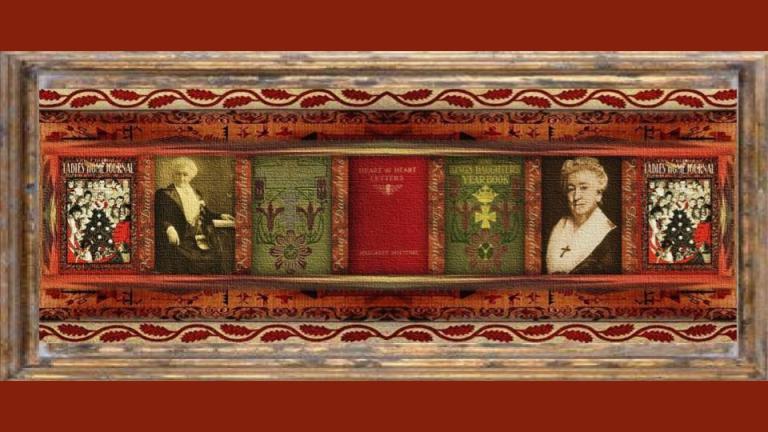 29 dec 1827 Margaret McDonald Bottome