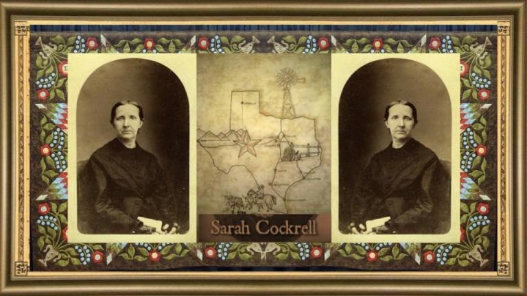 13 jan 1819 Sarah Horton Cockrell