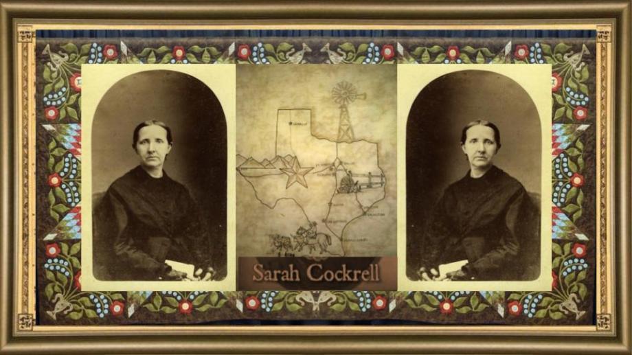 13 jan 1819 Sarah Horton Cockrell