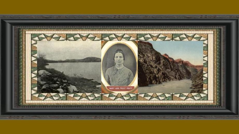 14 jan 1809 Mary Ann Stearns Pratt