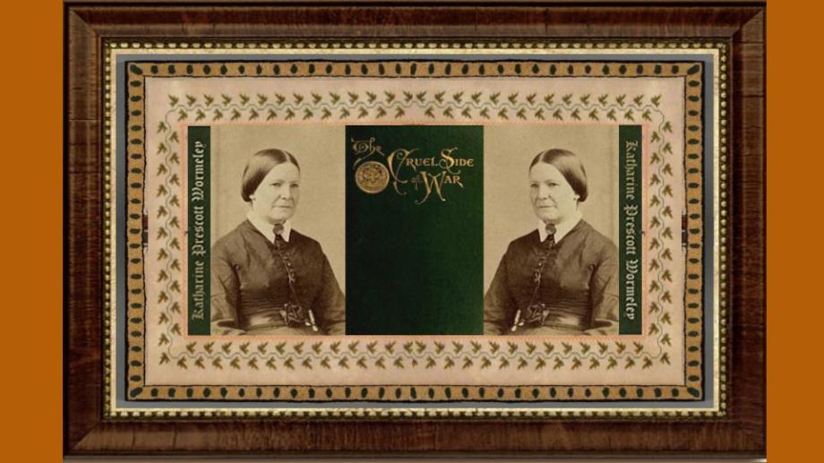 14 jan 1830 Katharine Prescott Wormeley