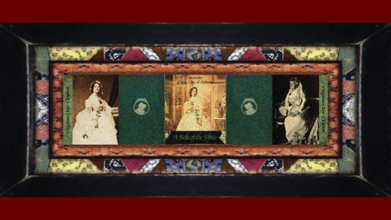 16 jan 1825 Virginia Clay-Clopton