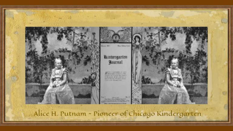 18 jan 1841 Alice H. Putnam