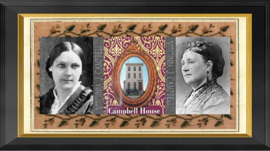 25 jan 1822 Virginia Jane Kyle Campbell