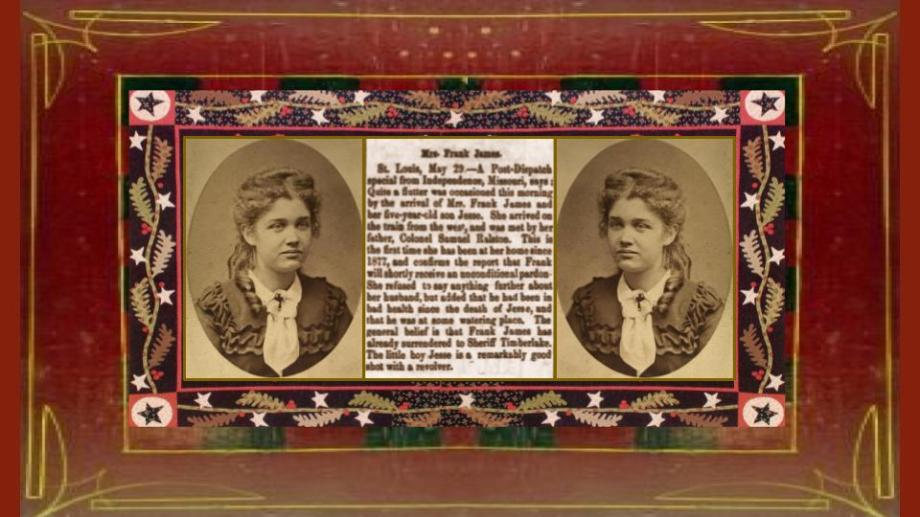 25 jan 1853 Ann Ralston James