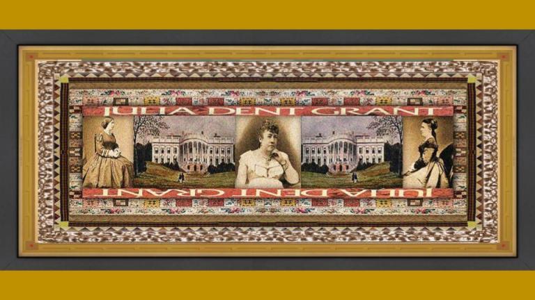 26 jan 1826 Julia Boggs Dent Grant