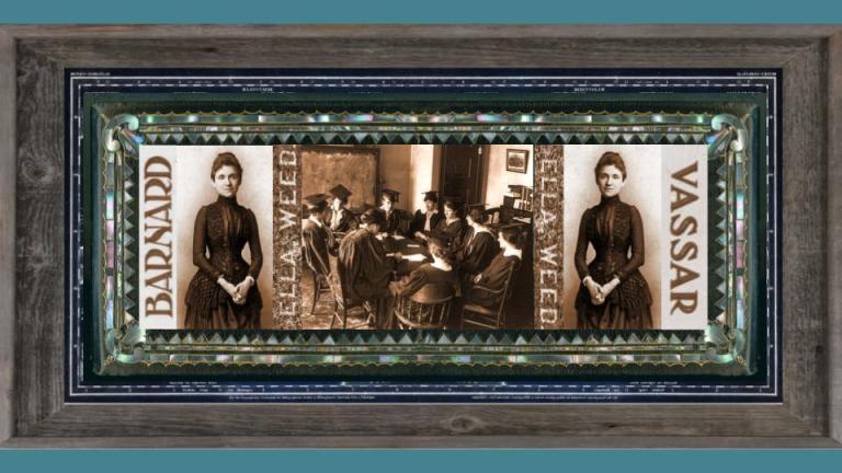 27 jan 1853 Ella Weed