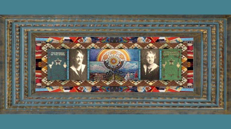 27 jan 1865 Augusta Foss Heindel
