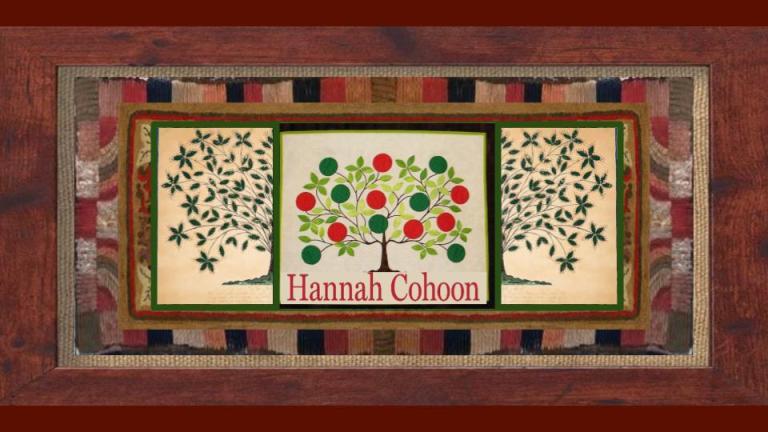 01 feb 1788 Hannah Harrison Cohoon