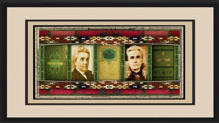 02 feb 1841 Sarah Hackett Stevenson