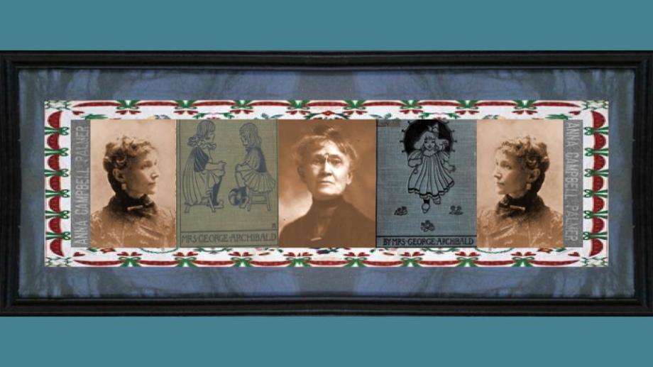 03 feb 1854 Anna Campbell Palmer