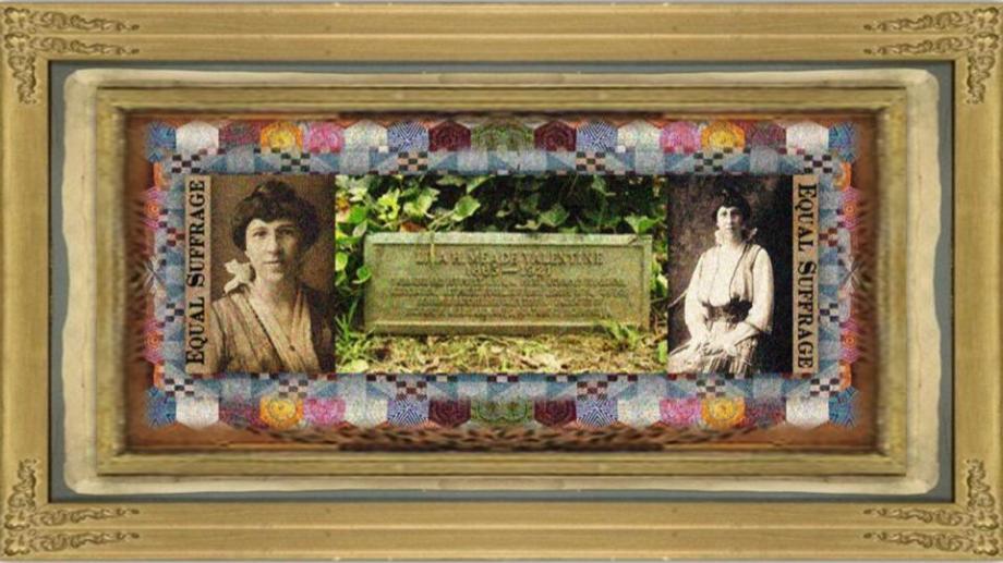 04 feb 1869 Lila Hardaway Meade Valentine