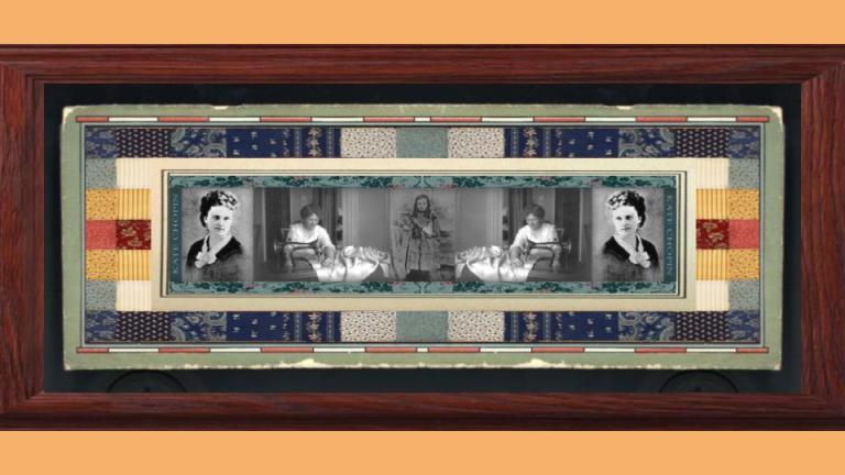 08 feb 1850 Katherine O'Flaherty [Kate] Chopin