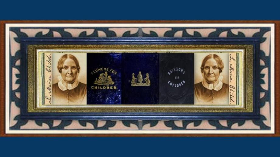 11 feb 1802 Lydia Maria Child