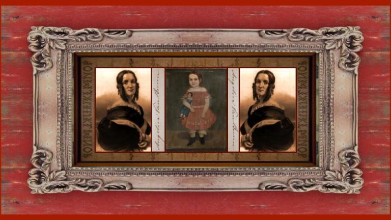 13 feb 1818 Angelica Singleton Van Buren