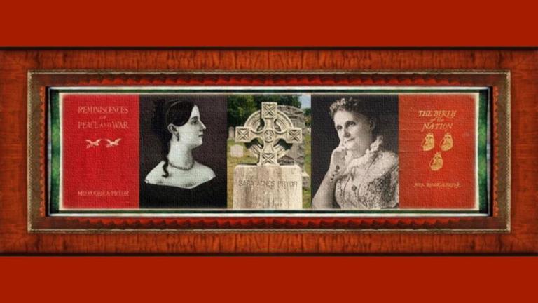 19 feb 1830 Sara Agnes Rice Pryor
