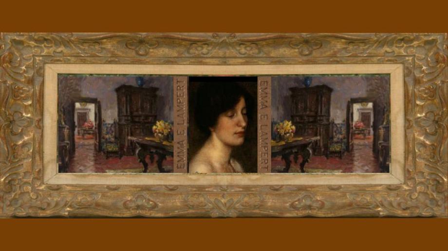 24 feb 1855 Emma Esther Lampert Cooper