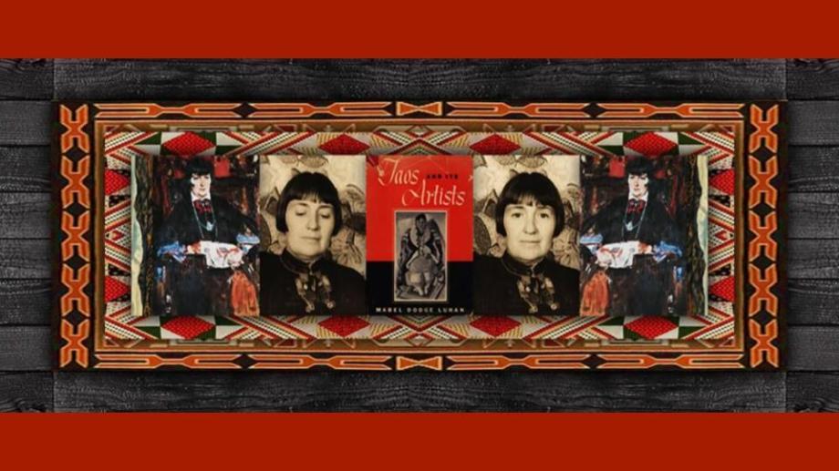 26 feb 1879 Mabel Ganson Evans Dodge Sterne Luhan