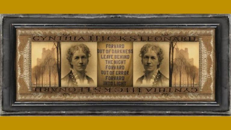 28 feb 1828 Cynthia Hicks Van Name Leonard
