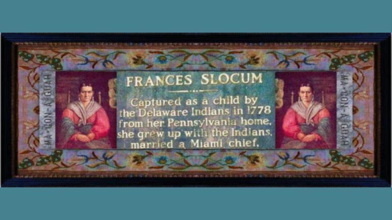 04 mar 1773 Frances [Ma-con-a-quah] Slocum