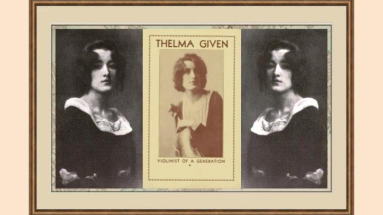 09 mar 1896 Thelma Given