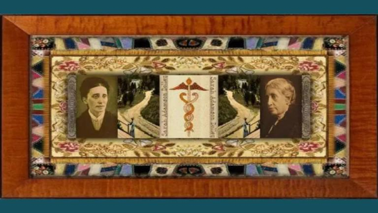 11 mar 1829 Sarah R. Adamson Dolley