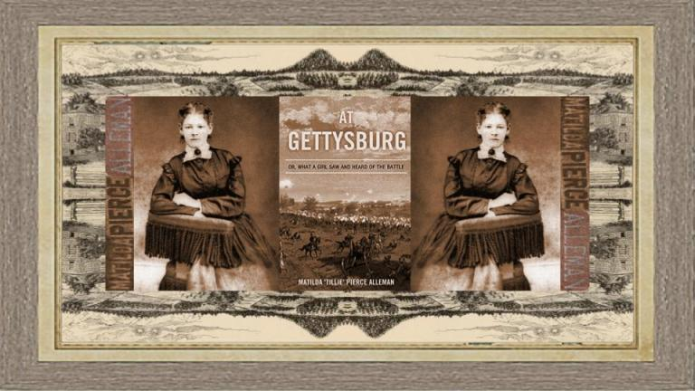 11 mar 1848 Matilda [Tillie] Pierce Alleman