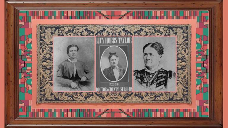 14 mar 1833 Lucy Hobbs Taylor