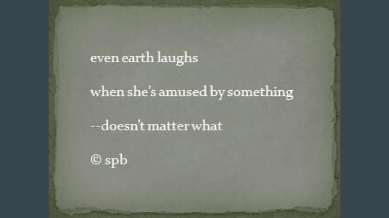 even earth