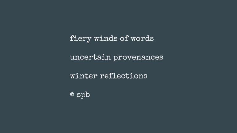 fiery winds